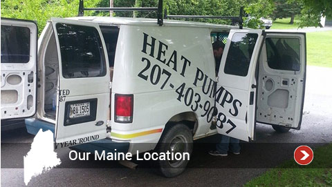 Our Maine Location