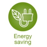energy saving symbol