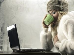 cold at desk