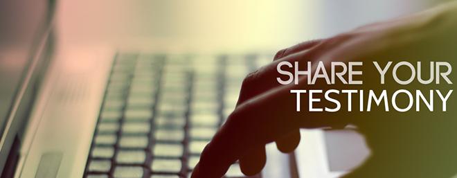 share_ur_testimony