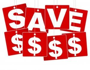 red save money